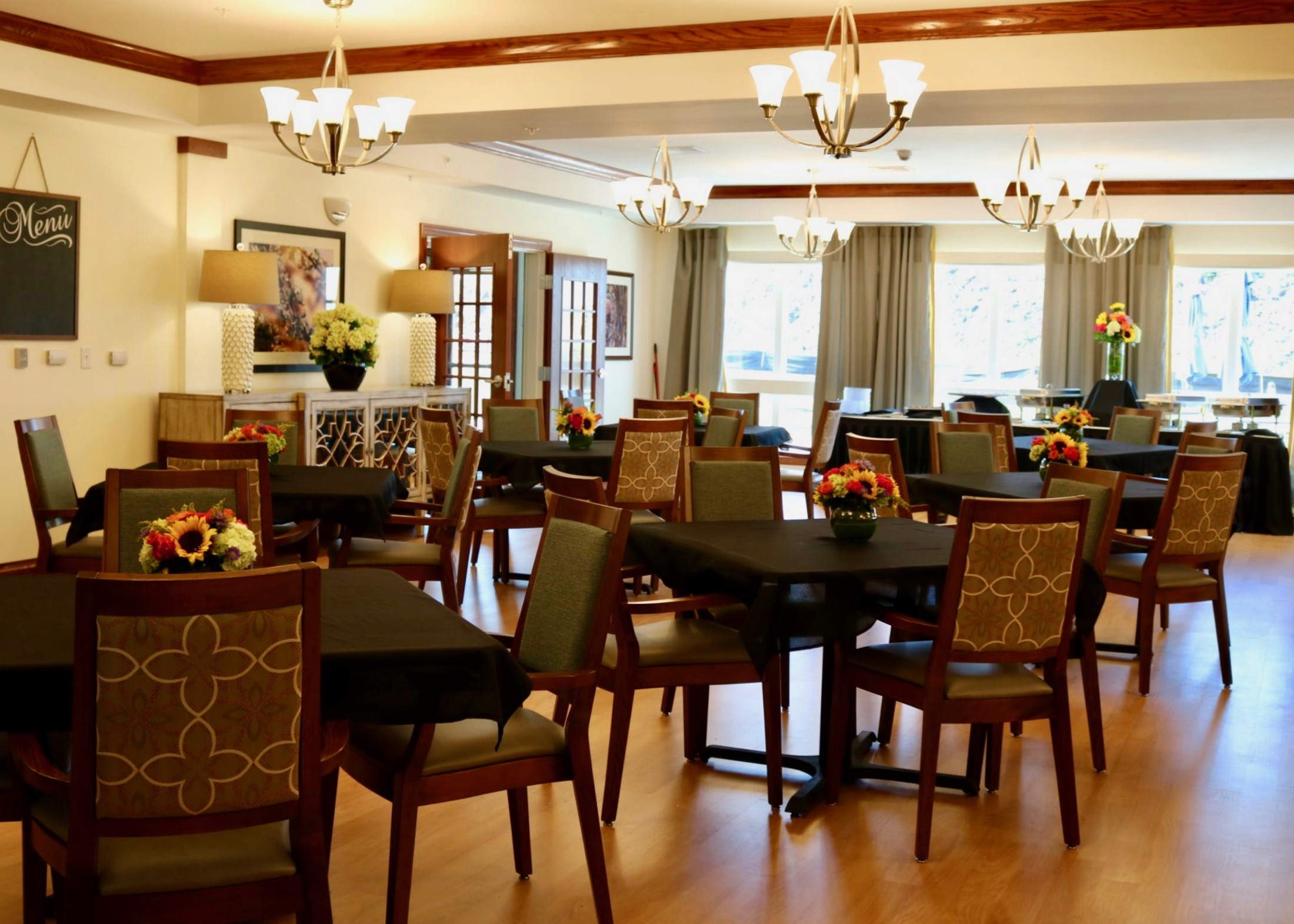 Minooka Dining Room