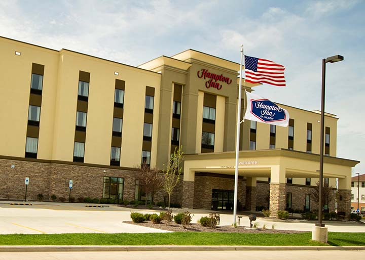 Hampton Inn Mt. Zion