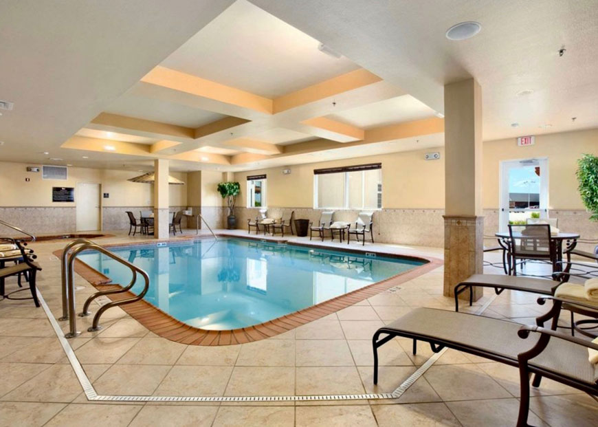 Homewood Suites Pool
